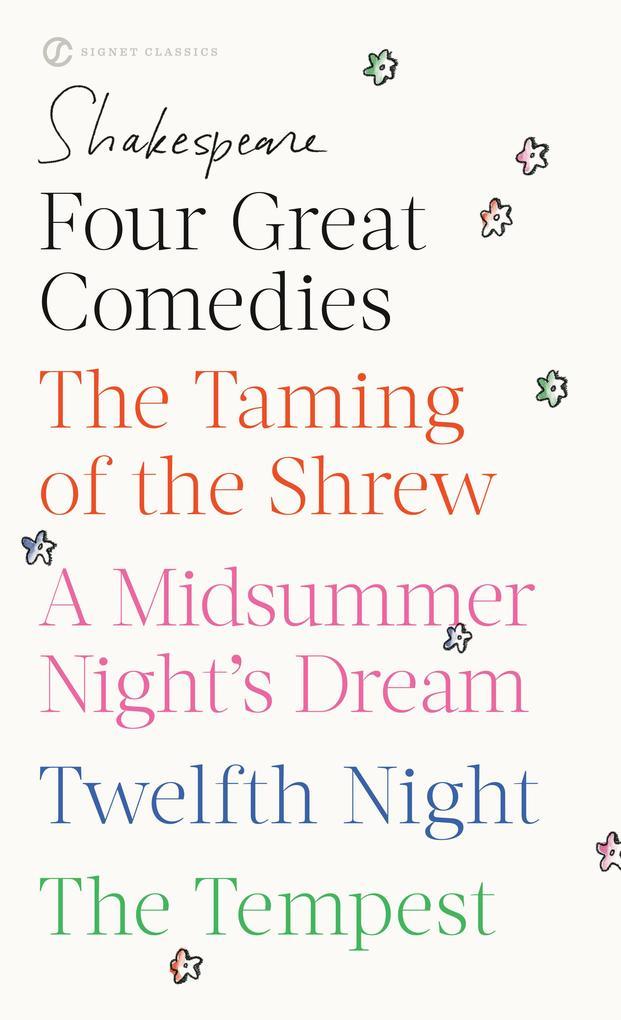 Four Great Comedies als Taschenbuch