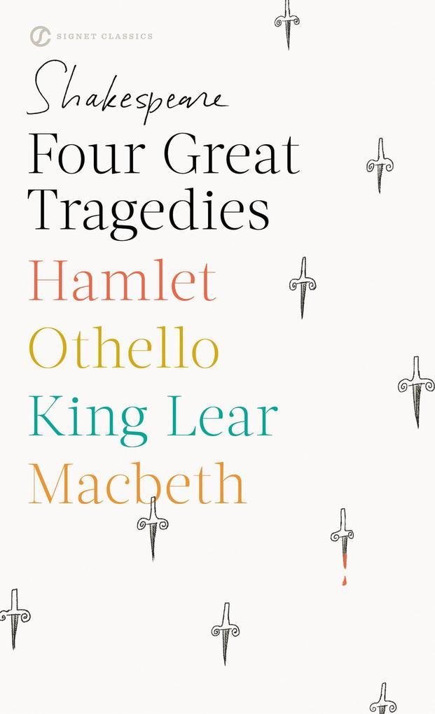 Four Great Tragedies als Taschenbuch