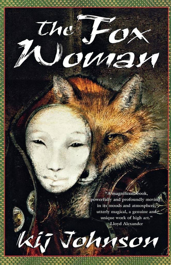 The Fox Woman als Buch