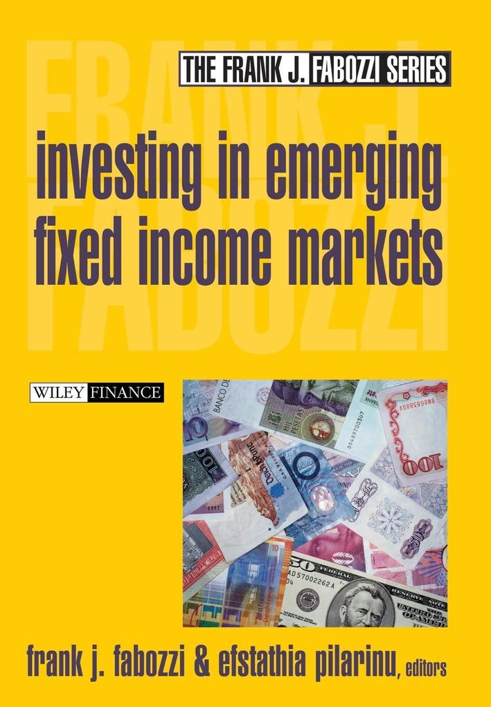 Handbook of Emerging Fixed Income Markets als Buch