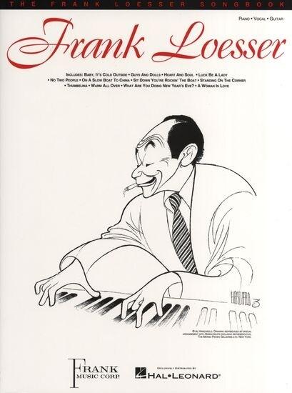 The Frank Loesser Songbook als Taschenbuch