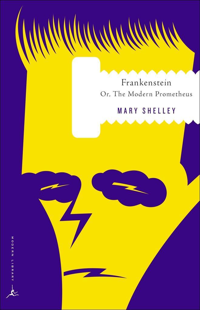 Mod Lib Frankenstein als Taschenbuch