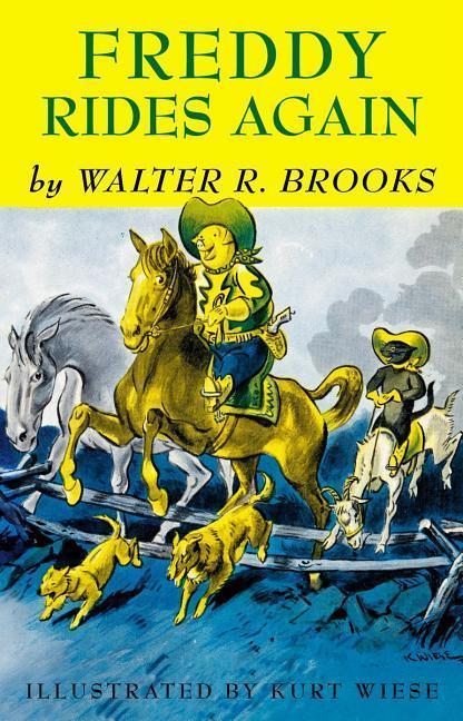 Freddy Rides Again als Buch