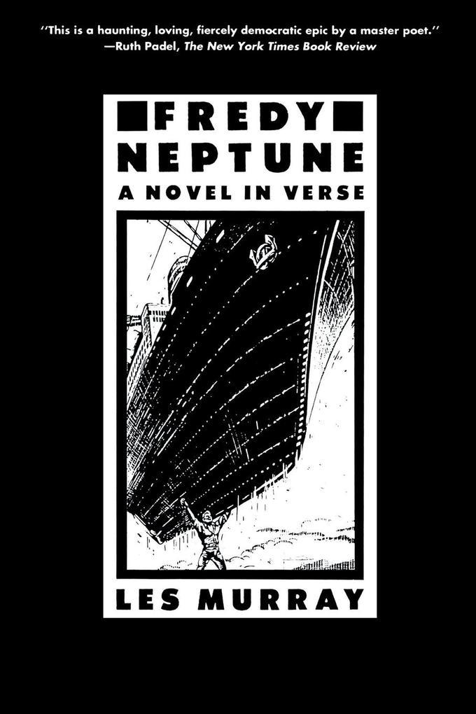 Fredy Neptune als Buch