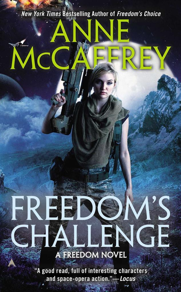 Freedom's Challenge als Taschenbuch