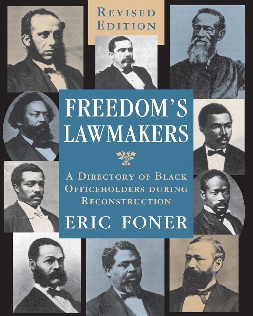 Freedom's Lawmakers als Taschenbuch