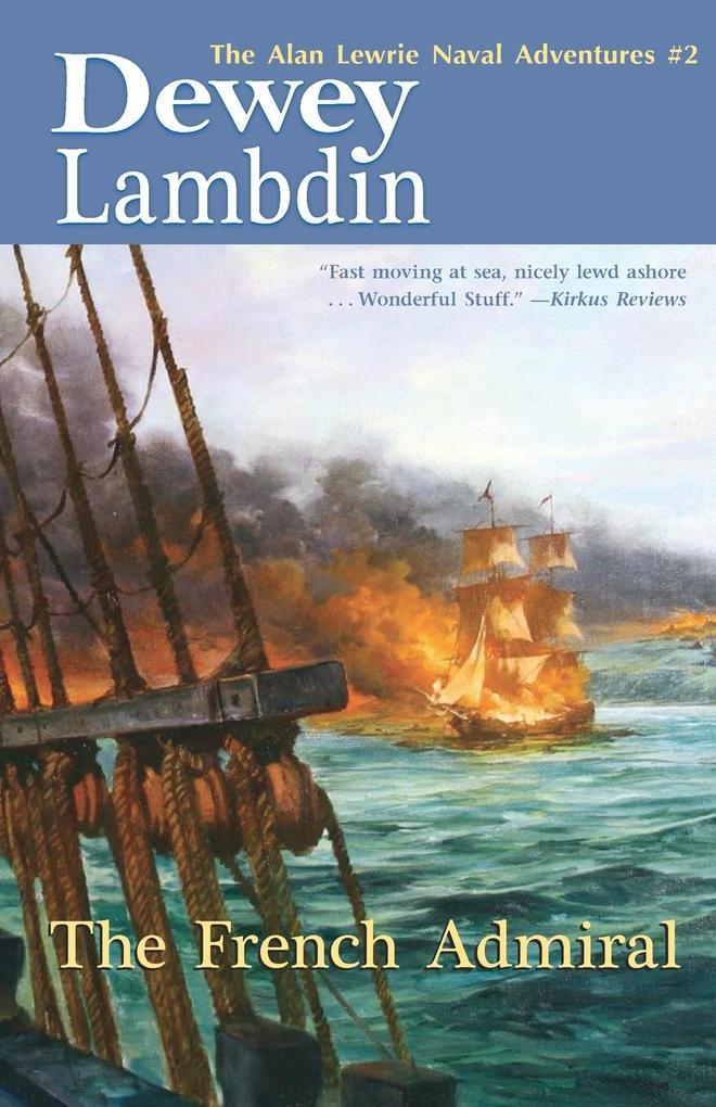 The French Admiral als Taschenbuch