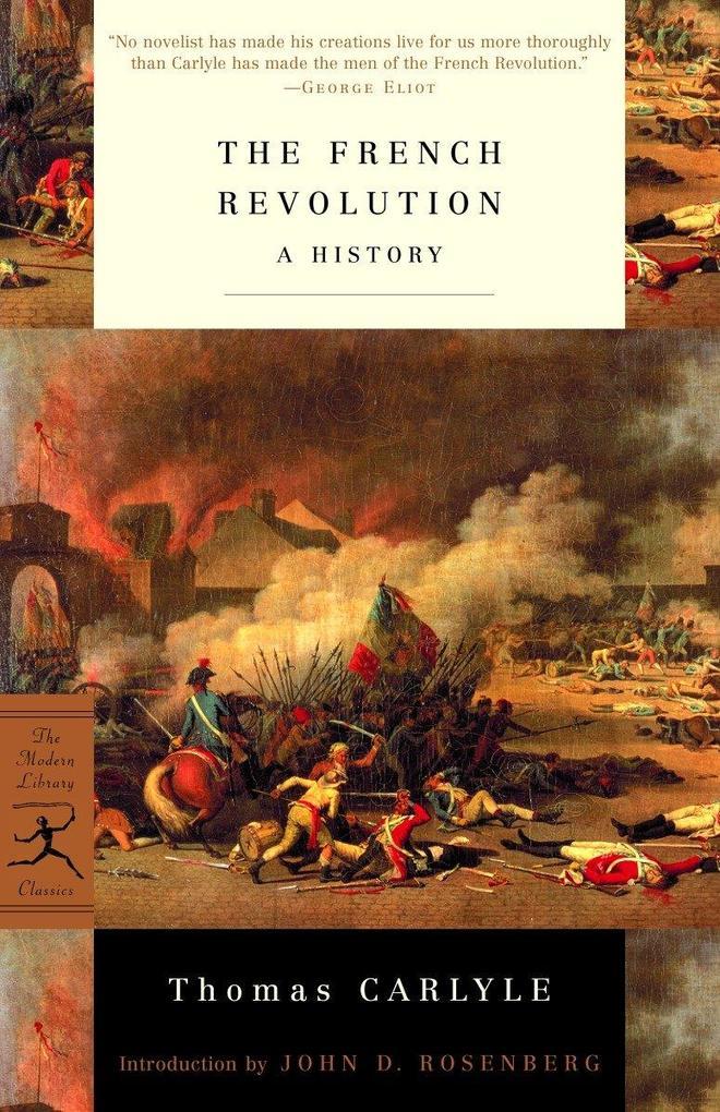 The French Revolution als Taschenbuch