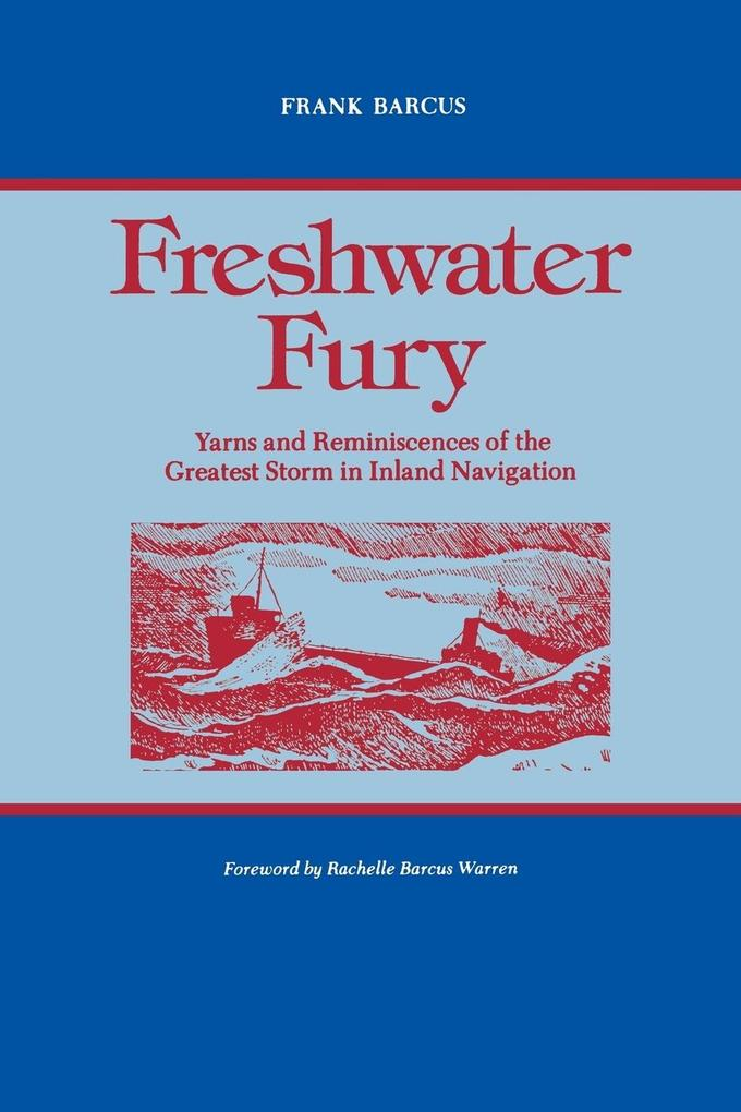 Freshwater Fury als Taschenbuch