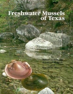 Freshwater Mussels of Texas als Taschenbuch