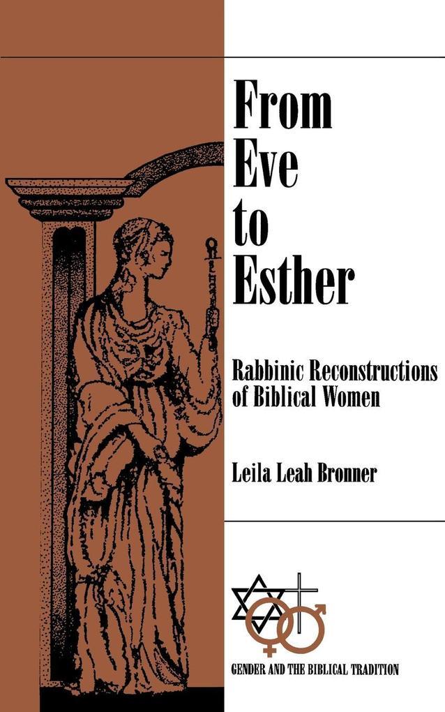 From Eve to Esther als Taschenbuch