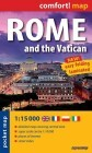 Rome and the Vatican 1 : 15 000