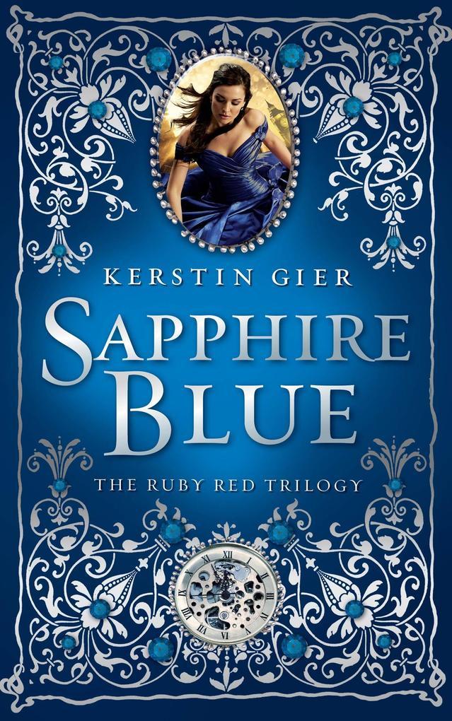 Sapphire Blue als Buch