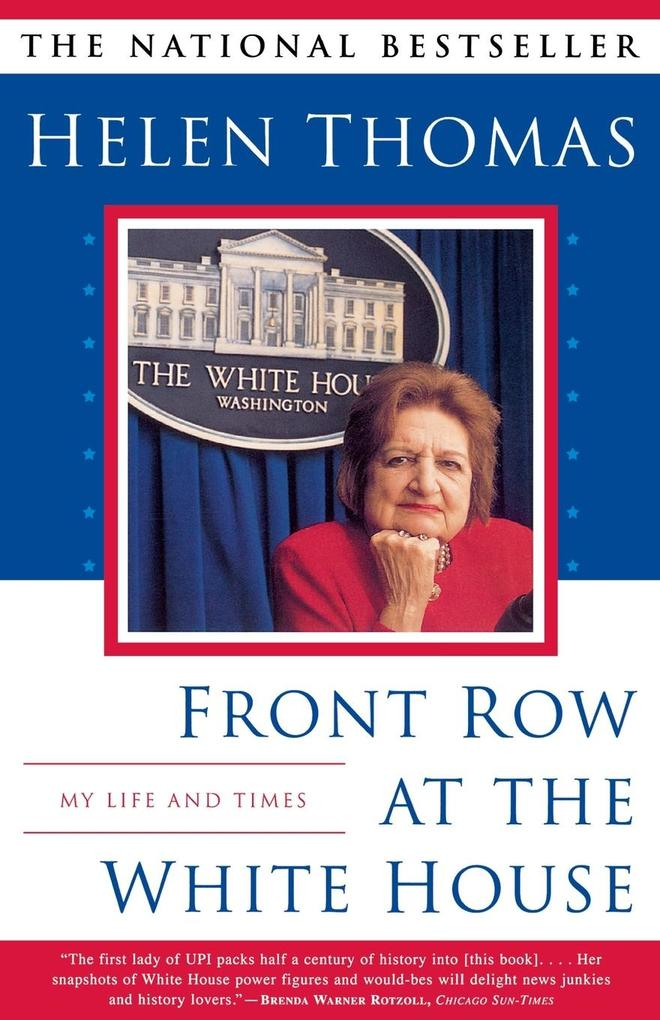 Front Row at the White House: My Life and Times als Taschenbuch