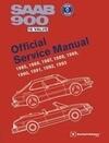 SAAB 900 16 Valve Official Service Manual: 1985-1993