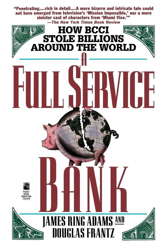 Full Service Bank als Taschenbuch