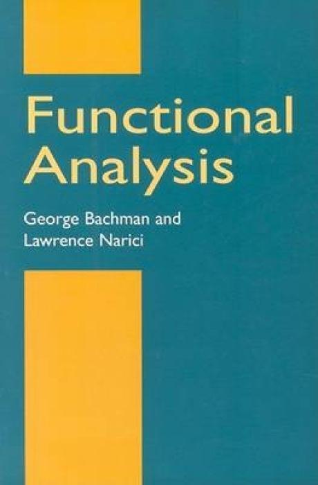 Functional Analysis als Taschenbuch