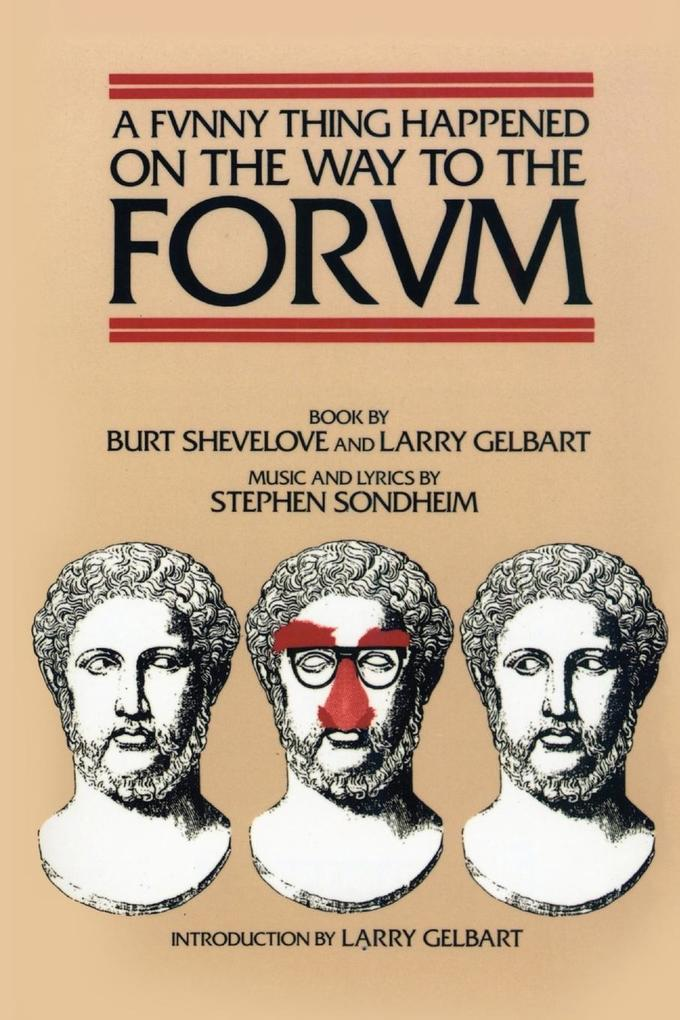 A Funny Thing Happened on the Way to the Forum als Taschenbuch