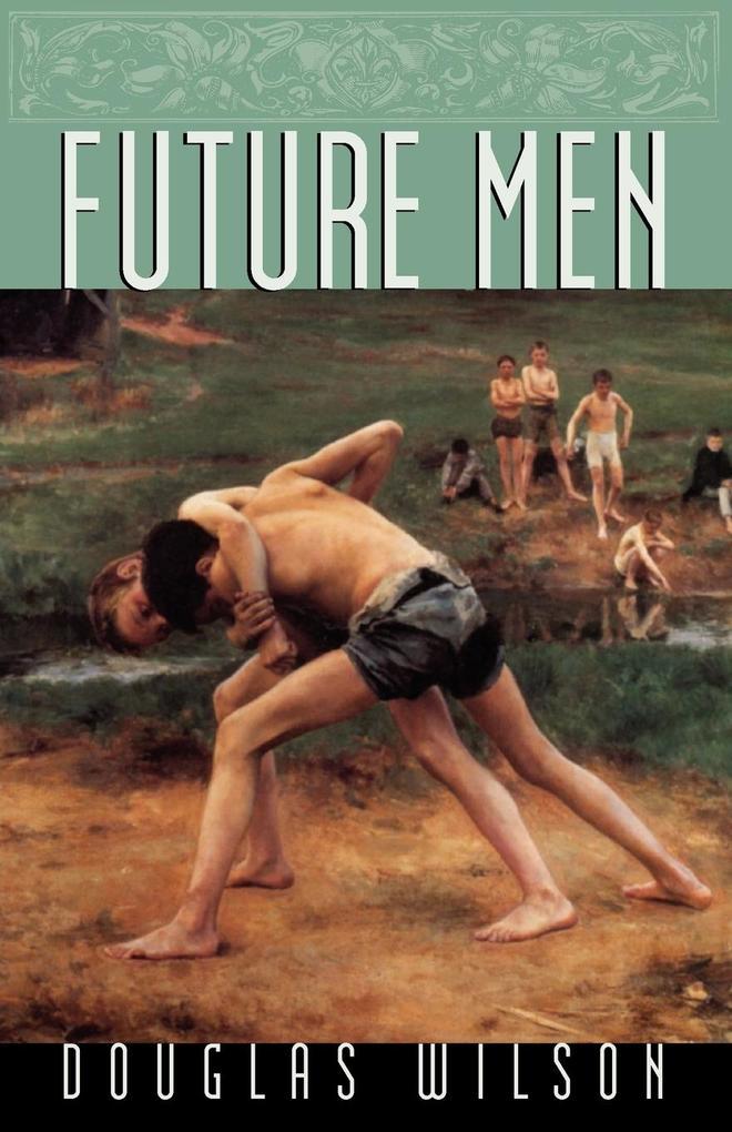Future Men als Taschenbuch