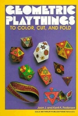 Geometric Playthings Copyright 1973 als Buch