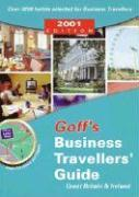 Goff's Business Travelers' Guide: United Kingdom als Taschenbuch