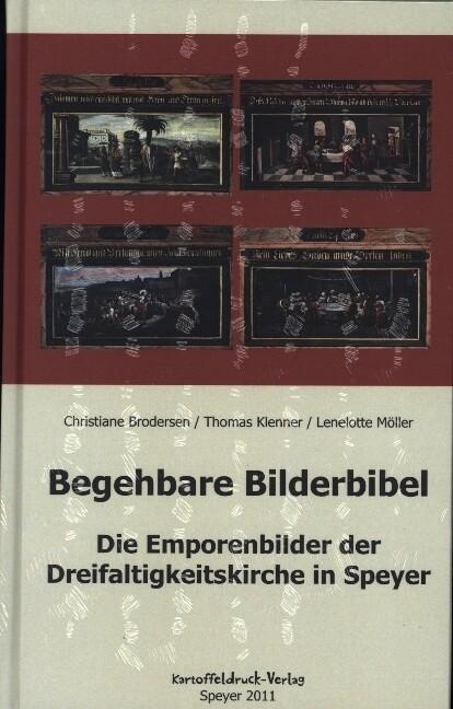 Begehbare Bilderbibel als Buch (gebunden)