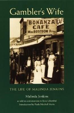 Gambler's Wife: The Life of Malinda Jenkins als Taschenbuch