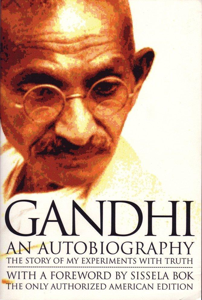 Gandhi an Autobiography: The Story of My Experiments with Truth als Taschenbuch