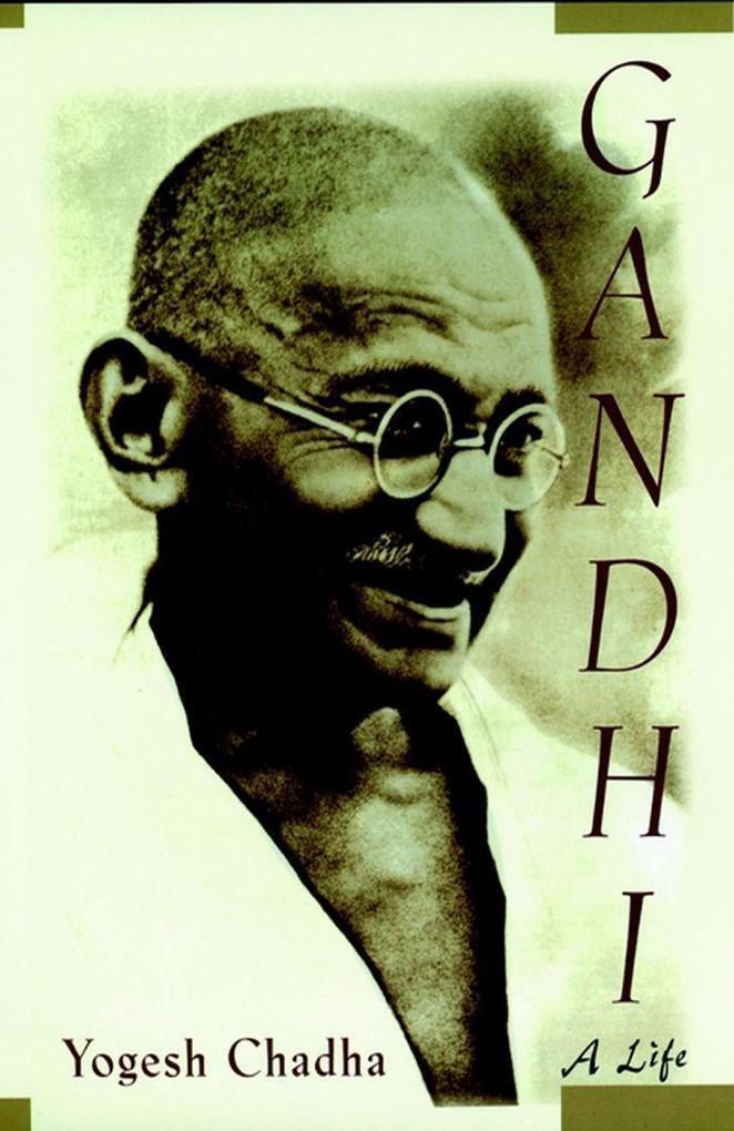 Gandhi: A Life als Taschenbuch