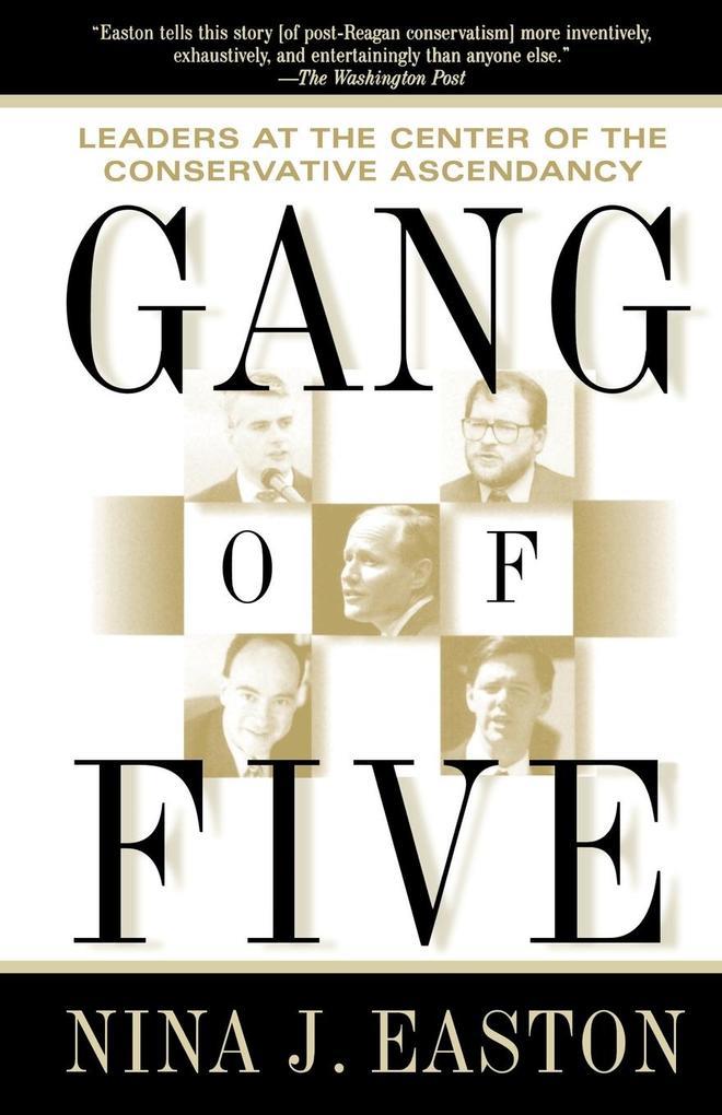Gang of Five als Taschenbuch