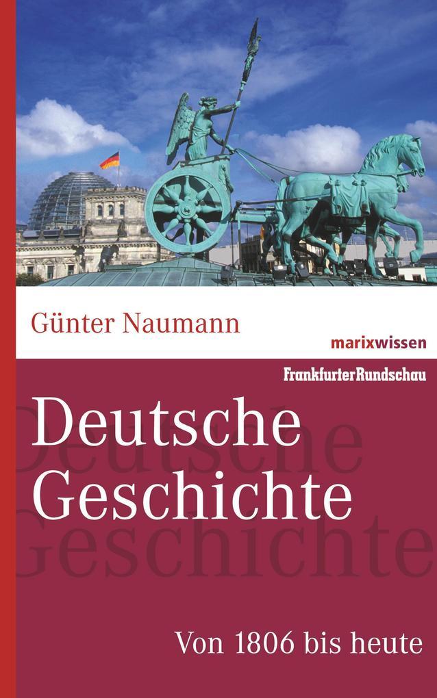 Deutsche Geschichte als eBook epub