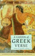A A Garden of Greek Verse: Poems of Ancient Greece als Buch