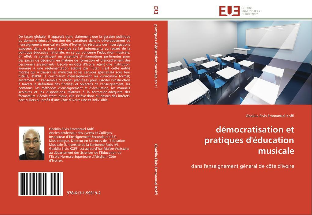 démocratisation et pratiques d´éducation musica...