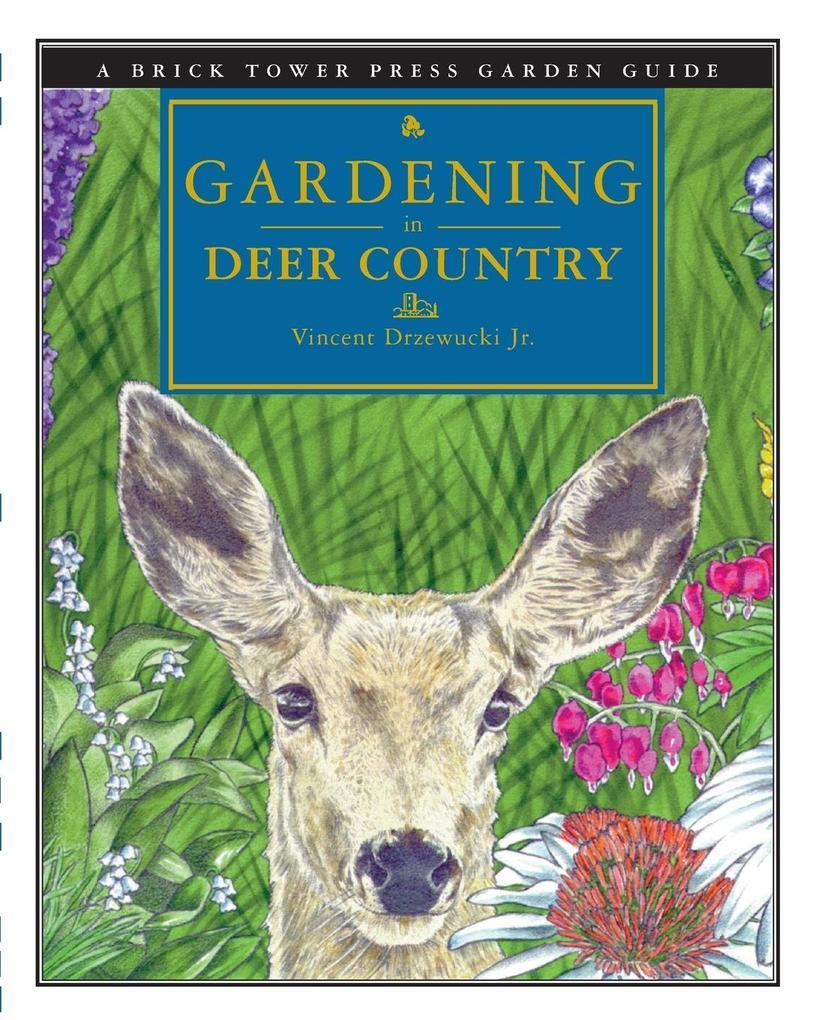 Gardening in Deer Country als Taschenbuch