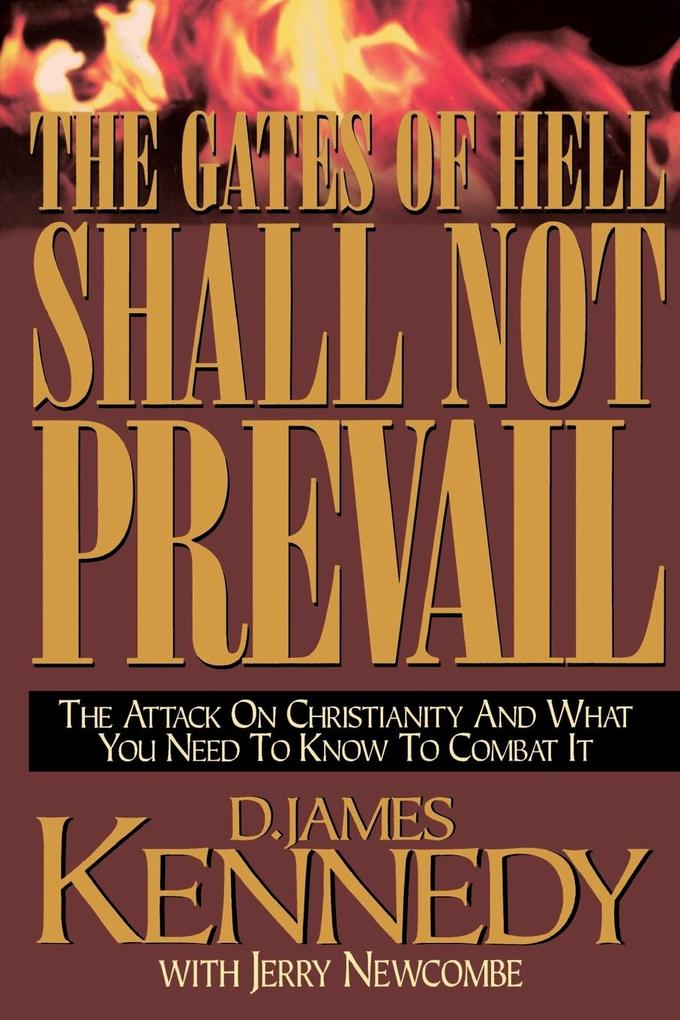 The Gates of Hell Shall Not Prevail als Taschenbuch