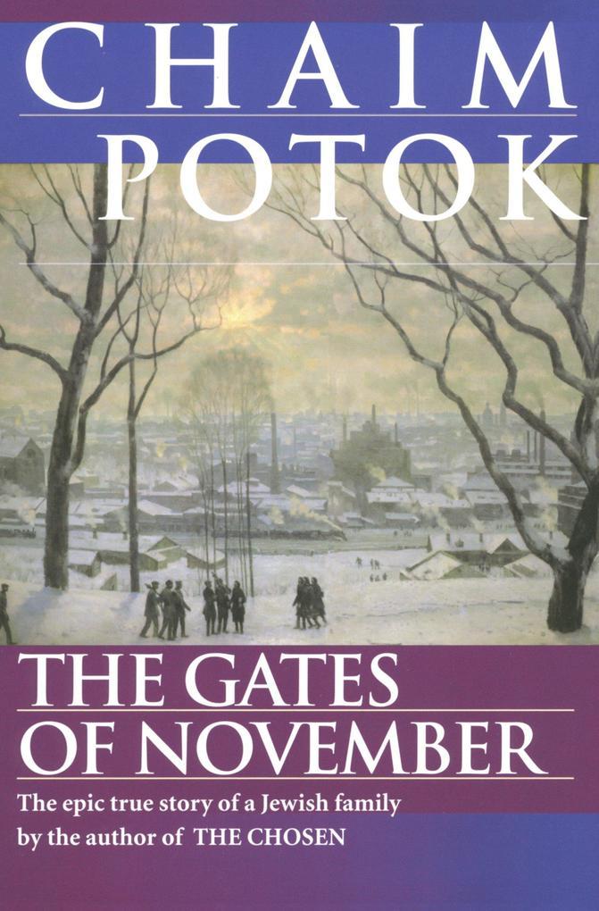 The Gates of November als Taschenbuch