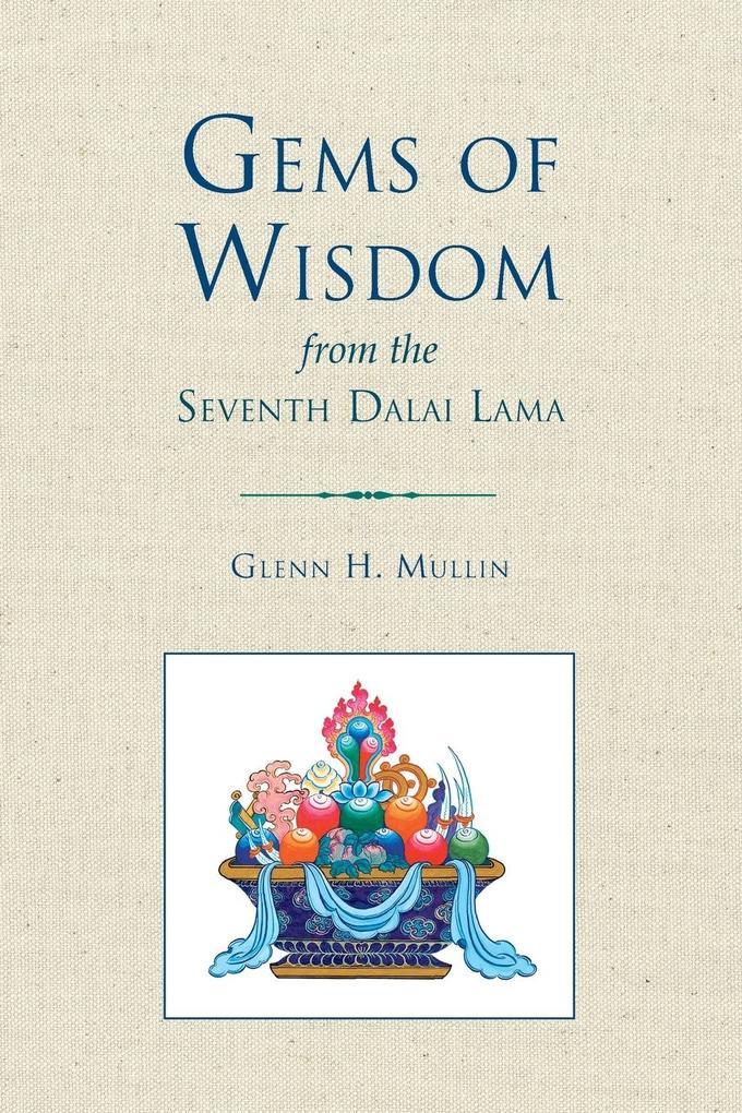 Gems of Wisdom from the Seventh Dalai Lama als Taschenbuch