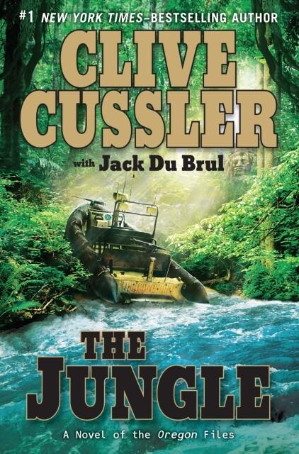 The Jungle als Taschenbuch von Clive Cussler