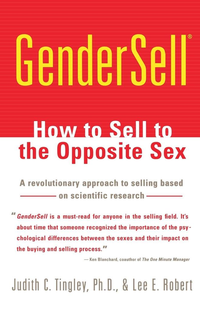 Gendersell: How to Sell to the Opposite Sex als Taschenbuch