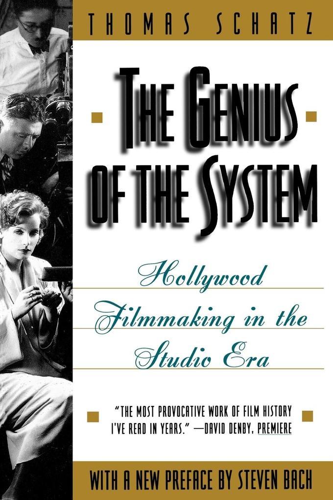 The Genius of the System als Taschenbuch