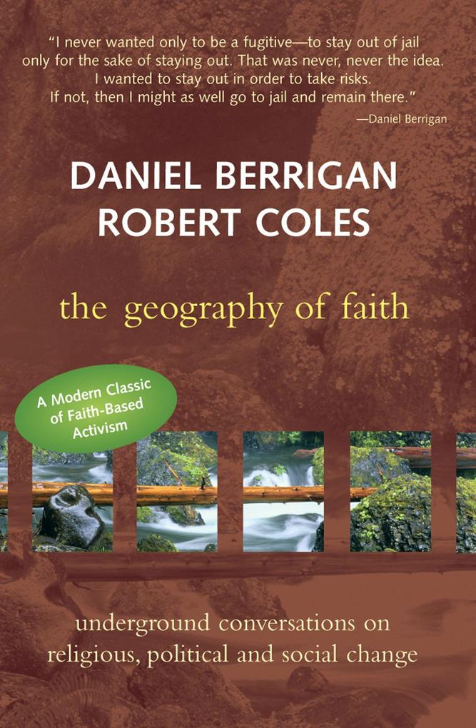 Geography of Faith: Underground Conversations on Religious, Political and Social Change als Taschenbuch