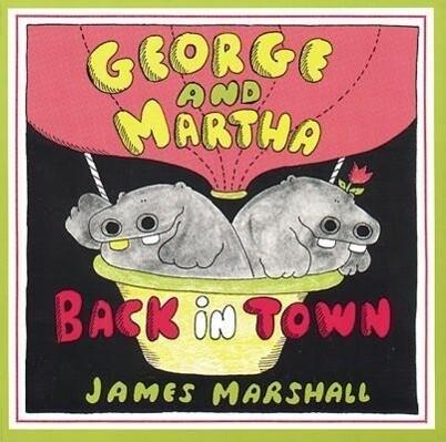 George and Martha Back in Town als Taschenbuch