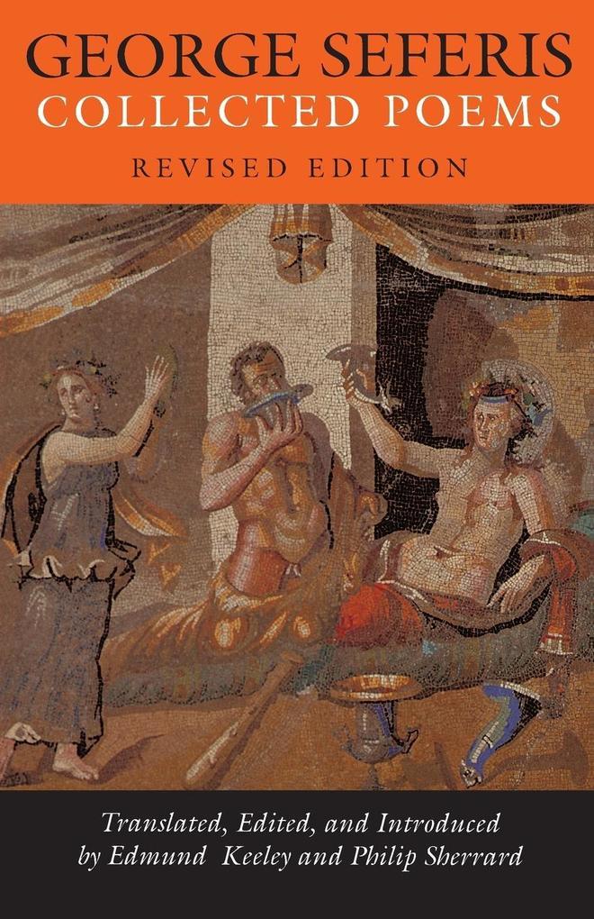 George Seferis: Collected Poems als Taschenbuch