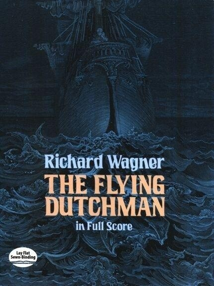 The Flying Dutchman in Full Score als Taschenbuch
