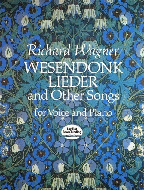 Wesendonk Lieder and Other Songs for Voice and Piano als Taschenbuch