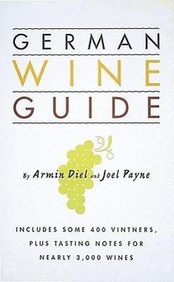 German Wine Guide als Buch