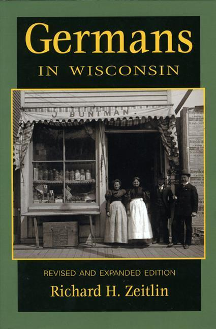 Germans in Wisconsin, 2nd Edition als Taschenbuch