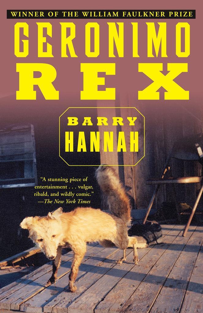 Geronimo Rex als Taschenbuch