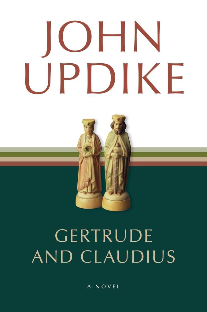 Gertrude and Claudius als Buch