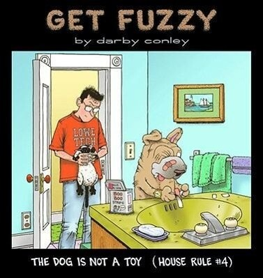 The Dog Is Not a Toy: House Rule #4 als Taschenbuch